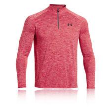Abbiglimento sportivo da uomo rossi manica lunghi da corsi