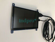 New 5-inch HDMI touch display USB capacitive touch 800x480 resolution HD display