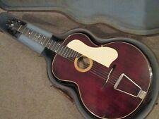 ''Revelation'' acoustic guitar by Emile Grimshaw - early 30's - excellent.