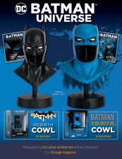 More details for batman cowl bust figurines : rebirth & dark knight returns (dc comics)
