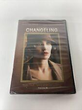 Changeling (DVD 2009 Widescreen) Angelina Jolie John Malkovich BRAND NEW SEALED