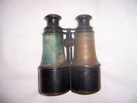 Rare 1870's Antique Field Glasses Binoculars Harbinson & Son Belfast Ireland