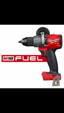 "2019 Milwaukee 2804-20 FUEL Li-Ion 18V 1/2"" Brushless Hammer Drill  BARE TOOL"