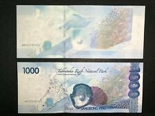 Philippines 2018F 1000 Pesos Error Banknote (Print Error at the Reverse Side)