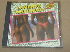 VARIOUS <  Lambada Dance Music  > VG+ (CD)