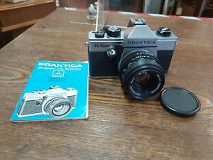 Praktica  suprr TL1000 35mm SLR camera