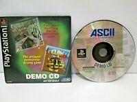 *RARE* CLOCK TOWER / Felony 11-79 DEMO CD Disc Sony Playstation PS1 ASCII