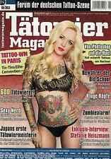 Tätowier Magazin 5,05/2013,Günna,Horinami,Motive Kluge Köpfe,Stefanie Heinzmann