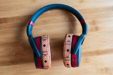 Sennheiser x MCM Beats HD 4.50 Noise Canceling Headphones Red Special Handmade