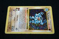 Pokemon Base Set WOTC - Machamp 8/102 1st Edition Holo Shadowless - MP (Played)
