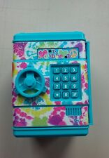 Kids Digital Money Box Vault Coin Safe Password Protected