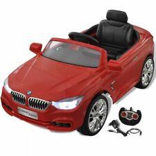 vidaXL Speelgoedauto met Afstandsbediening BMW Rood Speel Auto Kinderauto