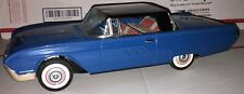 Vintage Bandai Tin Friction Motor 1962 Ford Thunderbird