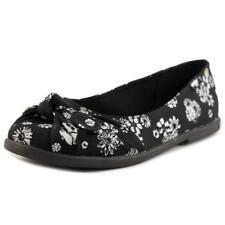 Zapatos planos de mujer Rocket Dog color principal negro de lona