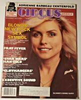Circus Weekly magazine April 3 1979 Blondie Star Wars Adrienne Barbeau Iss #217