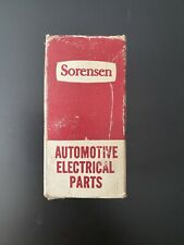 Sorensen Automotive Electrical Parts Condenser G-142 New Old Stock
