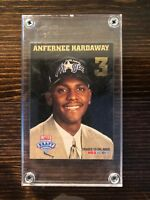 1992-93 NBA HOOPS DRAFT RC ANFERNEE HARDAWAY MT