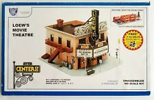 IHC - Loew's Movie Theatre Building Structure Kit 7799 HO Scale Complete!