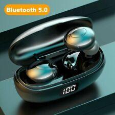 Wireless Headphones Bluetooth Earbuds 5.0 Waterproof Stereo Noise Canceling Tws