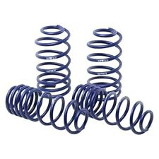 """For Audi S4 2004-2008 H&R 1.2"""" x 1"""" Sport Front & Rear Lowering Coil Springs"""