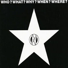 VARIOUS ARTISTS - WHO WHAT WHY WHERE WHEN (NEW CD)