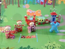 In The Night Garden Ninky Nonk Train & Figures With Haahoo - Ideal Cake Toppers!