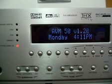Anthem AVM50  HDMI Surround Sound Processor. Shipped in the original box.