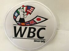 Patch WBC Big Size 15 cm World Boxing Council Boxe World Champion