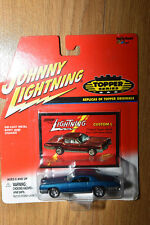 1969 Custom L - Cadillac Eldorado - Replica topper series Johnny Lightning 1/64