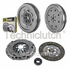 ECOCLUTCH 3 PART CLUTCH KIT AND LUK DMF FOR SEAT ALTEA MPV 1.9 TDI