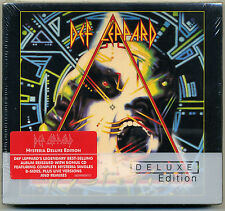 Def Leppard-Hysteria 2xcd 2006 De Luxe Edition Incl. Live single Remix Tracks