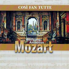 W.A. MOZART : COSI FAN TUTTE - FRITZ BUSCH / 2 CD-SET - TOP-ZUSTAND