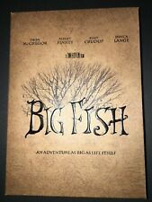 Dvd Big Fish & Book