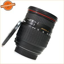 Sigma 28-300mm F3.5-6.3 FUOCO MANUALE DL Hyperzoom solo lo zoom. Canon GRATIS UK