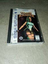 Tomb Raider (Sega Saturn, 1996)