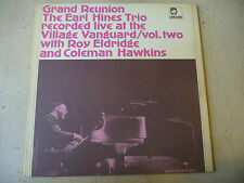 "EARL HINES TRIO""GRAND REUNION-Disco 33 giri Limelight USA 1963"" JAZZ-RARE"