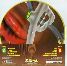 """Squallor Pompa Vinile 12"""" Picture Disc Limited Edt. Numerat Rsd 2020 Nuovo"""