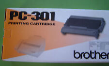 Brother PC 301 Printing Cartridge Brand New in Box  Cheap Priced to Go
