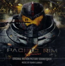 Pacific RIM-Original Soundtrack [2013] | Ramin Djawadi | CD NUOVO