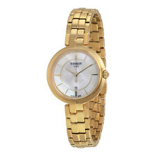 Tissot Gold Plated Case Women's Wristwatches