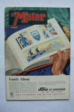"Motor Cars, Pre-1960 Magazines"""