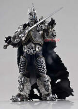 """World of Warcraft Fall of The Lich King Arthas Menethil 7"""" Figure New in Box"""