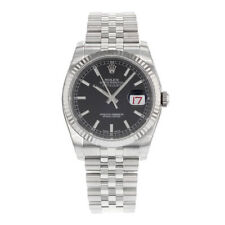 Rolex Stainless Steel Band Men's Dress/Formal Wristwatches