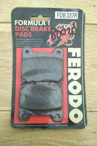 New Ferodo Brake Pad Set FDB 337R