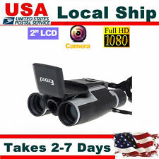 "EYOYO 2"" Screen 12X32 Optical Telescope Camera Digital 5MP 1080P Video Reco"