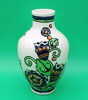 Art Deco Vase - BOCH Frères Keramis Belgium - ca 1925 Design Charles Catteau