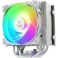Enermax ETS-T50 AXE Addressable RGB CPU Air Cooler - White - Open Box