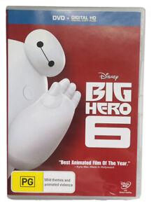 Big Hero 6 DVD - Region 4