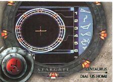 Stargate SG1 Season 4 Dial Us Home Chase Card D3