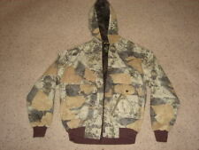 Cabela's Silent SCENT-LOK River Ghost Hooded Insulated Jacket